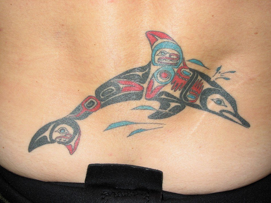 Meanings of Dolphin Tattoo Designs