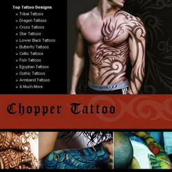 Chopper Tattoo Gallery: Your Best Cool Animal Tattoos - Click Here to Access Now...